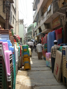 Alley of the 1001 Chairs