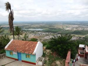 Chamundi Hill View