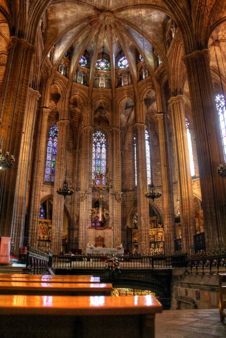 Cathedral Barcelona 1