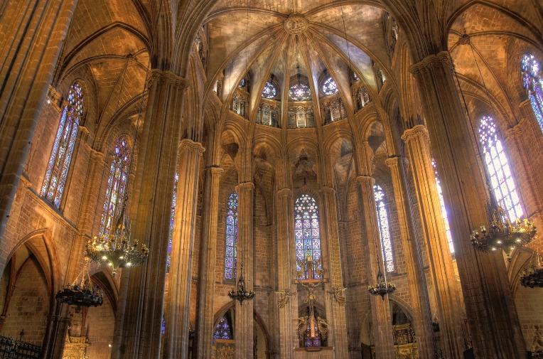 Cathedral Barcelona 3