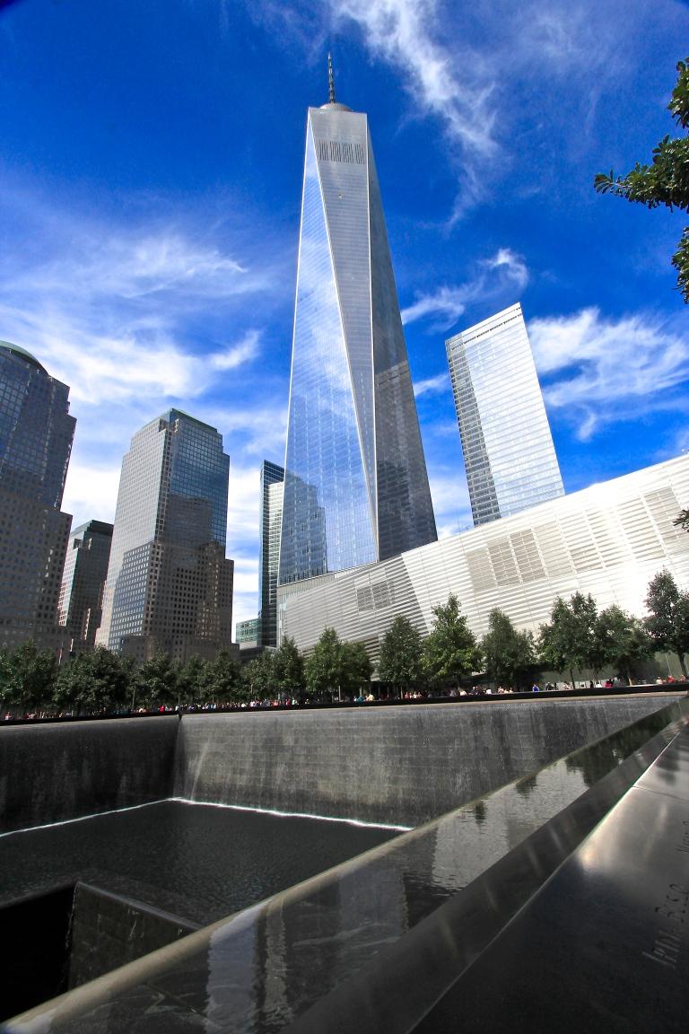 World Trade Center Memorial NYC